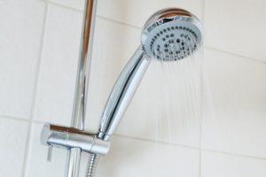 New shower head
